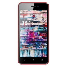 Смартфон BQ Fun 5002G, красный