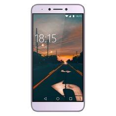 Смартфон BQ Twin Pro 32Gb, 5517L, серый