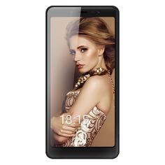 Смартфон BQ Silk 5520L, черный