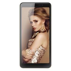 Смартфон BQ Silk 5520L, золотистый