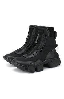 Комбинированные кроссовки Jaw Givenchy