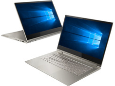 Ноутбук Lenovo Yoga C930 81C40024RU Mica (Intel Core i5-8250U 1.6 GHz/8192Mb/256Gb SSD/No ODD/Intel HD Graphics/Wi-Fi/Bluetooth/Cam/13.9/1920x1080/Touchscreen/Windows 10 64-bit)