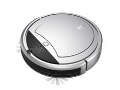 Пылесос-робот Xiaomi Viomi Internet Robot Vacuum Cleaner Silver