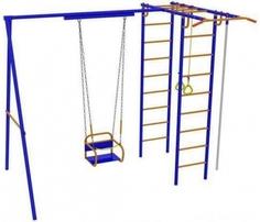 Детский спортивный комплекс Веселый Непоседа