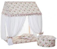 Детский текстильный домик Paremo