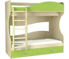Кровать двухъярусная Неман