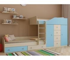 Двухъярусная кровать РВ мебель