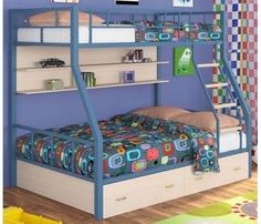 Двухъярусная кровать 4 сезона
