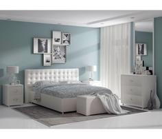 Двуспальная кровать Sonum