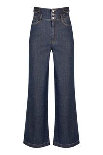 Расклешенные джинсы с высокой посадкой Dolce & Gabbana