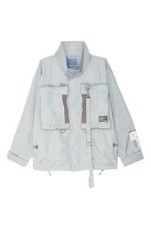 Светло-голубая куртка M-65 C2 H4