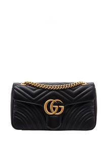 Стеганая сумка GG Marmont Gucci