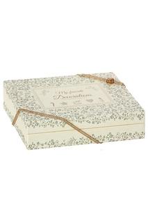 Деревянная коробка для елочных украшений Maileg