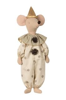Игрушка-мышь в комбинезоне и колпаке Maileg