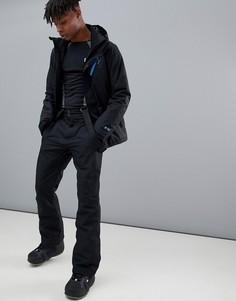 Черная горнолыжная куртка Protest Theron - Черный