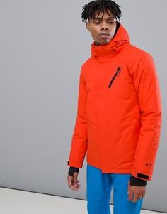 Оранжевая горнолыжная куртка Protest Theron - Оранжевый