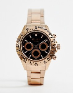 Наручные часы цвета розового золота Reclaimed Vintage Inspired эксклюзивно для ASOS - Золотой