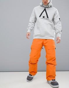 Оранжевые брюки Wear Colour - Оранжевый
