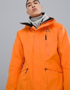 Оранжевая куртка Wear Colour - Оранжевый