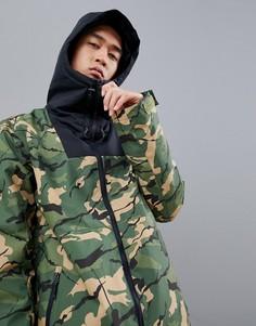 Камуфляжная куртка Wear Colour - Зеленый