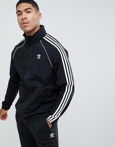 Черная ветровка adidas Originals Superstar CW1309 - Черный
