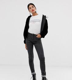 Зауженные джинсы Vero Moda Tall - Серый