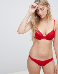 Трусы Calvin Klein Seductive Comfort - Красный
