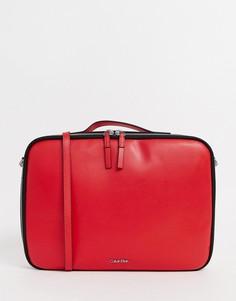 Сумка для ноутбука Calvin Klein - Красный