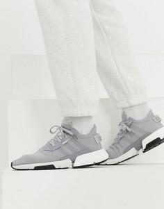 Серые кроссовки adidas Originals POD-S3.1 CG6121 - Серый