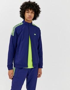 Спортивная куртка adidas Originals Flamestrike - Синий