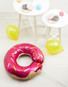 Воздушный шар в виде пончика Sunnylife - Розовый