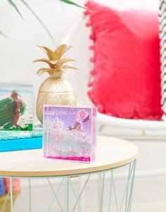 Фоторамка с фламинго Sunnylife - Розовый
