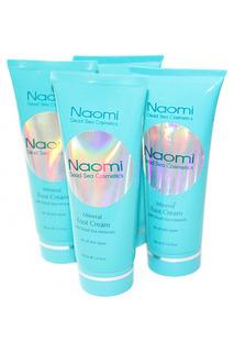 Крем для ног с минералами Naomi
