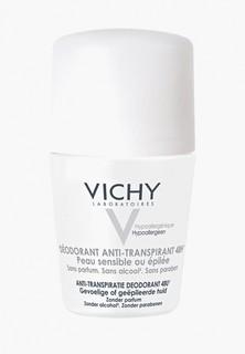 Дезодорант Vichy шариковый 48 ч для чувствительной кожи 50 мл