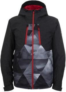 Куртка утепленная мужская Quiksilver Mission Plus, размер 52-54