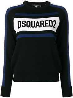 Dsquared2 толстовка с логотипом