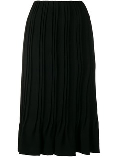 Marco De Vincenzo плиссированная юбка