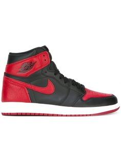 Nike хайтопы Air Jordan 1 Retro High OG Banned