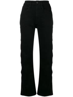 3x1 расклешенные джинсы с завышенной талией