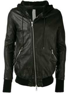 Giorgio Brato куртка с капюшоном
