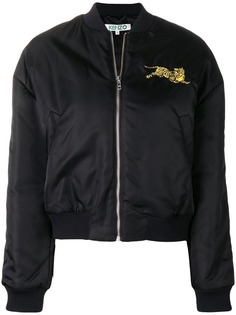 Kenzo куртка-бомбер на молнии