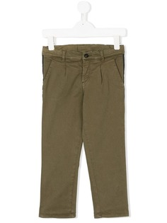 Douuod Kids классические брюки чинос