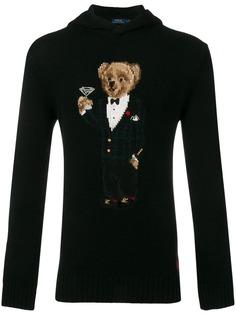 Polo Ralph Lauren толстовка Polo Bear с капюшоном