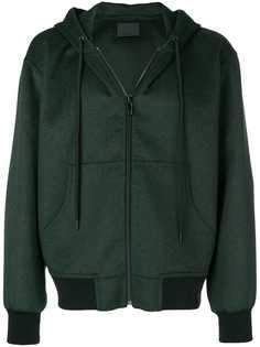 Alexander Wang куртка-бомбер свободного кроя