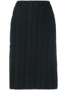 Salvatore Ferragamo Vintage юбка-карандаш
