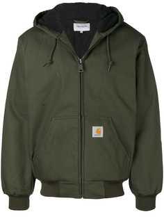 Carhartt классическая куртка с капюшоном