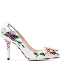 Dolce & Gabbana туфли-лодочки Bellucci