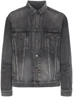 Balenciaga джинсовая куртка Like A Man