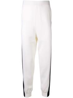 Stella McCartney спортивные брюки с лампасами