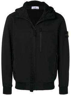 Stone Island zipped bomber jacket